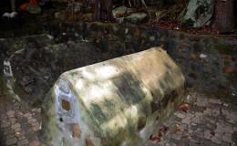 Seychellen-Moyenne-013-Grab von Brendon Grimshaw